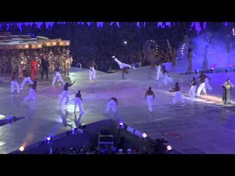 London 2012 Olympics Closing Ceremony - Rio 2016