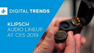 Klipsch Audio Lineup - Hands On at CES 2019