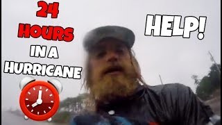 24 HOURS IN THE PATH OF A HURRICANE... (280 People Missing) | JOOGSQUAD PPJT