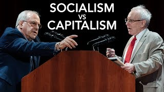Capitalism vs. Socialism: A Soho Forum Debate