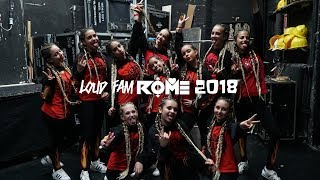 Download Lagu THE FLOW ITALY LOUD FAM 2018 Gratis STAFABAND