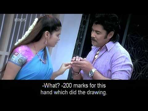Tamil actor checking out women - Ayntham Padai - YouTube