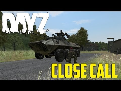 DayZ Epoch Panthera - Close Call
