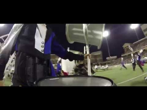 The Blue Devils GoPro Multicam Houston Texas - Featuring the drumline and pit klip izle