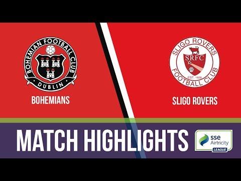 GW18: Bohemians 1-2 Sligo Rovers