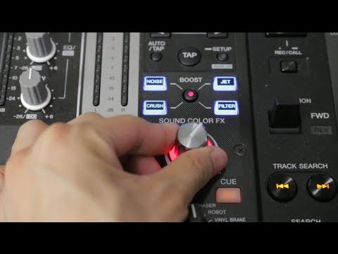 Quick Tips! DJM-750 Boost and CRUSH