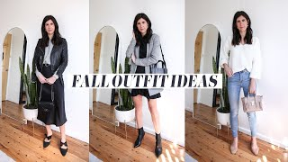 SPRING & FALL OUTFIT IDEAS | Mademoiselle