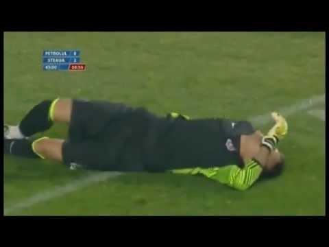 Fans attack footballers on pitch, burns, broken bones, karate kicks !!