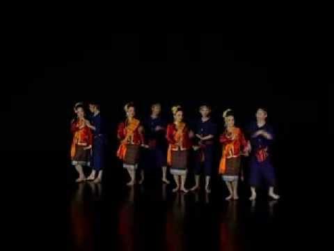 Music Thai Tarian Kebudayaan Thailand Isan เซิ้งโปงลาง   YouTube Flv