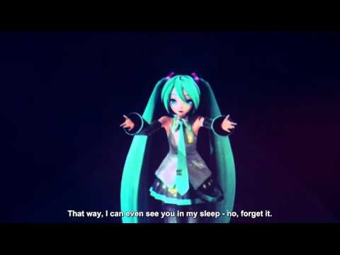 [ENG SUB] Hatsune Miku - Yume Yume (Live) [1080p 60 FPS]