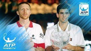 ATP Finals Championship-Winning Points: 1990-2017