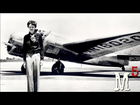 5 Mysterious Airplane Disappearances & Crashes