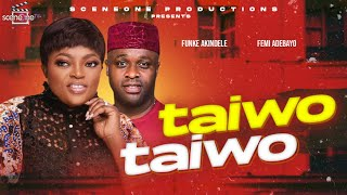Flashback  Movie:  TAIWO TAIWO part 1 (1) | Yoruba Nollywood Movie