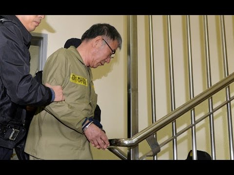 Sewol ferry captain jailed for murder of 304 passengers