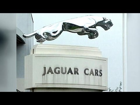 Jaguar goes for mass market - economy
