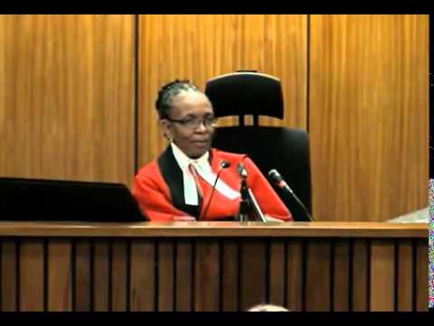 Oscar Pistorius Murder Trial | What the Judge said ...