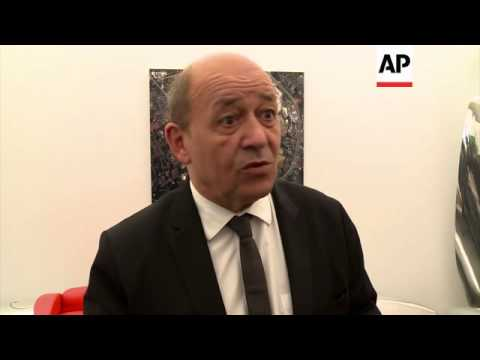 French defence minister comments on Mali withdrawal and situation in Niger