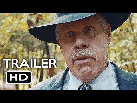 The Escape of Prisoner 614 Official Trailer #1 (2018) Ron Perlman, Martin Starr Movie HD