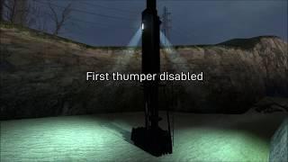 Half-Life 2 - Nova Prospekt Overwatch Broadcasts and Radio Chatter