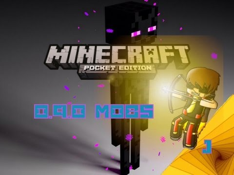 Release Date Info Minecraft PE 0.9.0 Update Wolfs, Cats and
