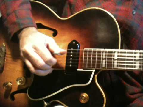 How to play Mystery Train Rockabilly guitar part 2 Scotty Moore