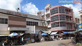 Chợ Thị Trấn Long Phú - Huyện Long Phú - Tp Sóc Trăng | Cuộc Sống Quê miền Tây