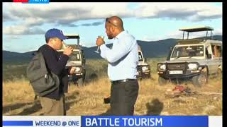 World War 1 artefacts being used to attract tourists in Taita Taveta