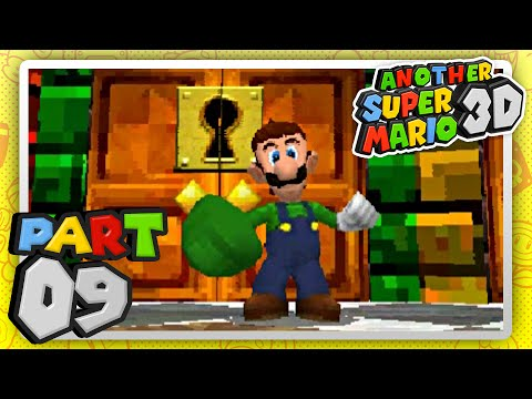 Another Super Mario 3D - Part 9 - Under The Sea!