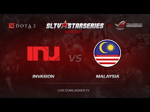 Invasion vs Malaysia, SLTV SEA Season 11, Day 7