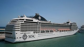 CROISIERES  2016   MSC   ORCHESTRA