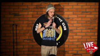 Andy Field | LIVE at Hot Water Comedy Club