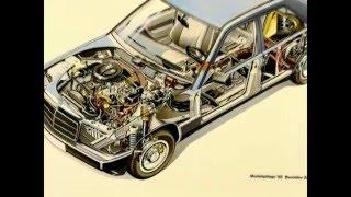 Mercedes Benz C-Class Sedans W201 Specs Documentary