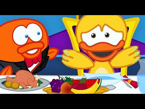 Yemek masasında – Çocuk Şarkıları