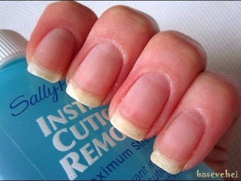 Sally Hansen Cuticle Remover Reviews Sally Hansen Instant Cuticle