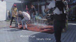 "Ninety One - Backstage ""Айыптама"""
