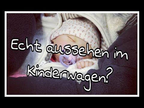 Echt aussehen im Kinderwagen | Tipps || Reborn Baby Deutsch