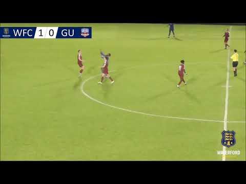 U19 Final: Galway United v Waterford FC