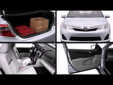 2014 Toyota Camry Video