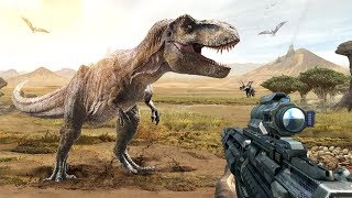 Dinosaur Shooting 3D (by MTS Free Games) Android Gameplay [HD]