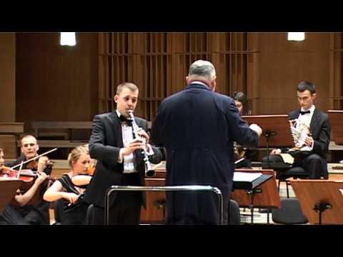 W. A. Mozart - Koncert Klarnetowy A-dur KV 622