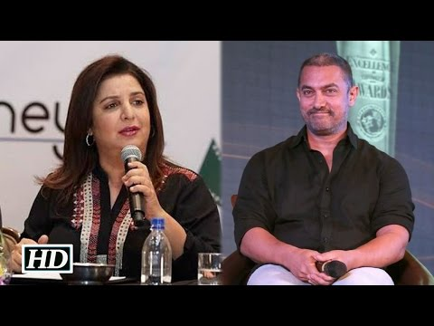 Farah Khan REACTS on Aamir's Remark on Intolerance