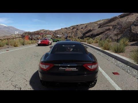 Driveclub Gameplay - TAAPACA (Maserati GranTurismo MC Stradale) [PS4]