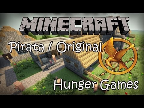 Server Hunger Games Pirata/Original similar ao Mc-PVP e Mc-Guerra !! ( Ferro. sopa. feast )