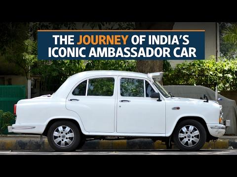 The journey of India's iconic Ambassador car