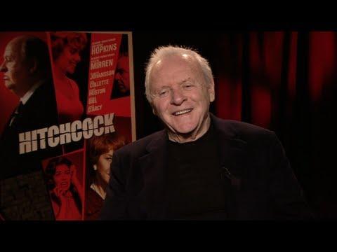 HITCHCOCK Interviews: Anthony Hopkins, Helen Mirren and Jessica Biel