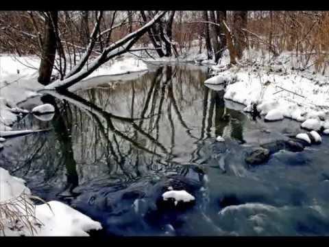 Invierno paisajes nevados youtube - Paisajes nevados para pintar ...