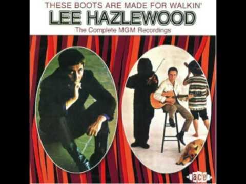 Lee Hazlewood - Dark In My Heart