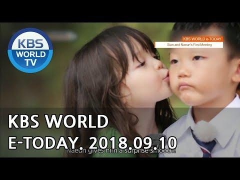 KBS WORLD e-TODAY [ENG/2018.09.10]