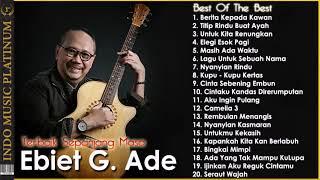 20 Lagu Ebiet G. Ade Paling Populer Sepanjang Karir