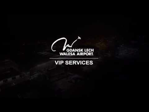 Port Lotniczy Gdańsk - VIP